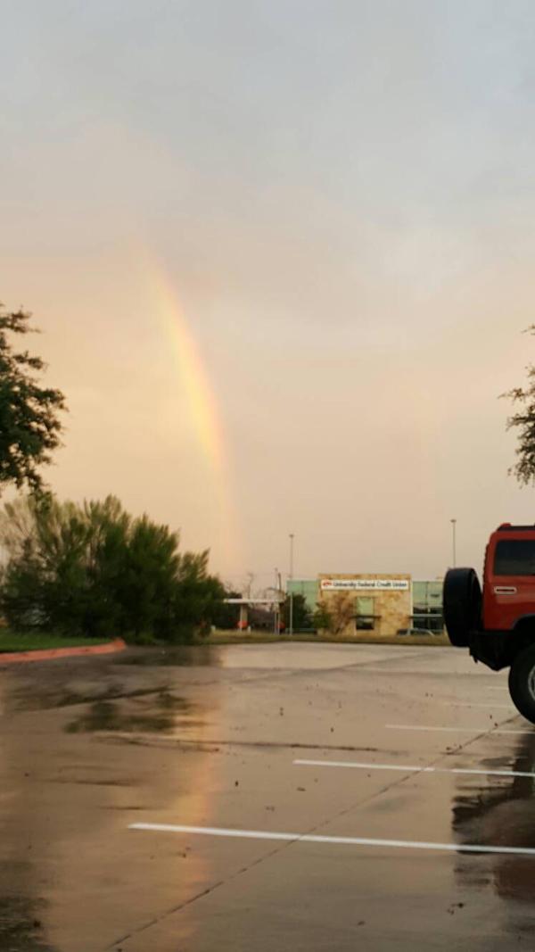 Rainbow. Bombshells-Austin, I-35 to FM 1825 by KaylynnStanley1