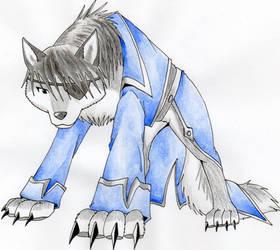 Roy Wolf by jawazcript
