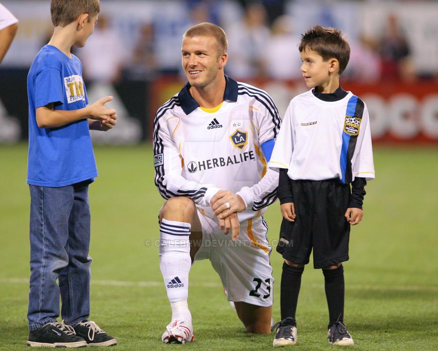 David Beckham 4 by calebrw