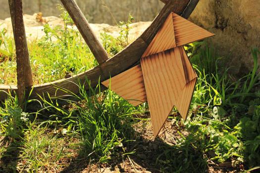 Origami #2 Ash