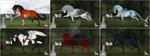 HorseAdopt 2 [OPEN] by JayOWOJo