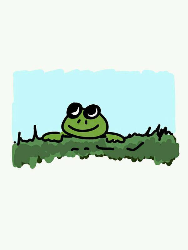 Frog by ferdeimos