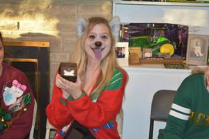 The Christmas Corgi by bobbyj251