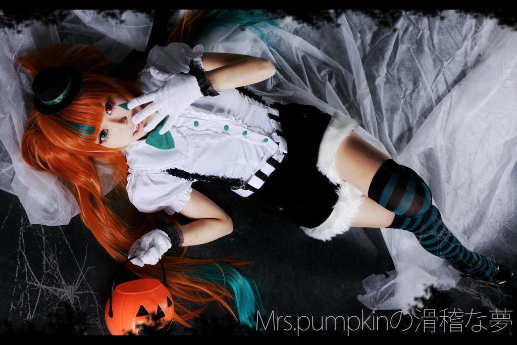 Happy Halloween! by aoriko