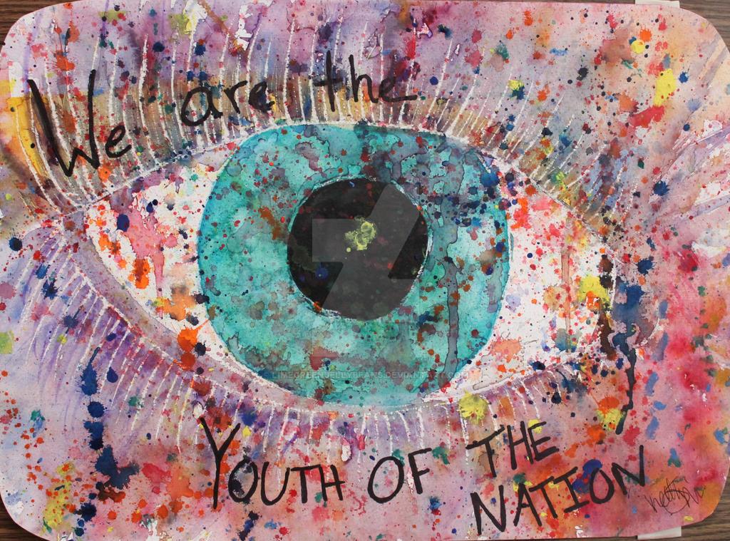 Pod we are the youth of nation lyrics