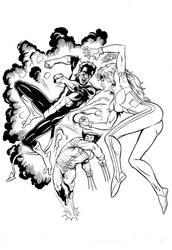 X-men Dvd figures
