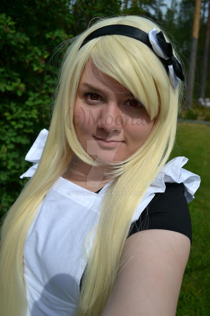 Random Maid- look by ViiviASD