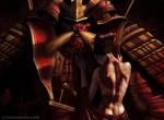 Return of the Shogun by SteveArgyle