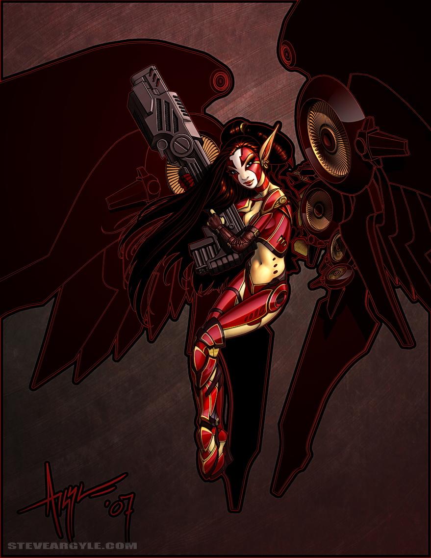 Geisha Cyberfey