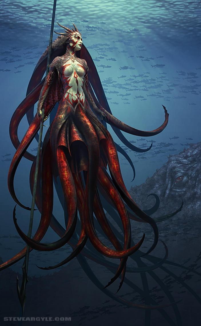 Kraken Real Life