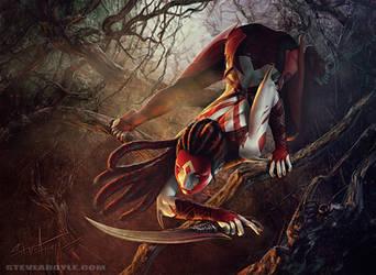 Guul Draz Vampire by SteveArgyle