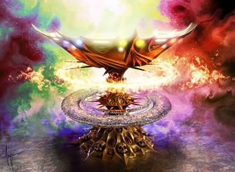 Everflowing Chalice alternate by SteveArgyle