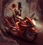 Zombie Hunter Jessie