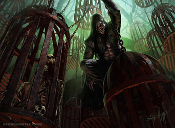 Falkenrath Torturer by SteveArgyle