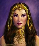 Liliana portrait