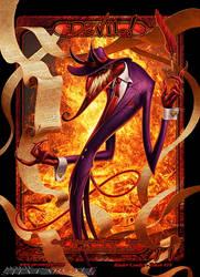 Devil Token by SteveArgyle