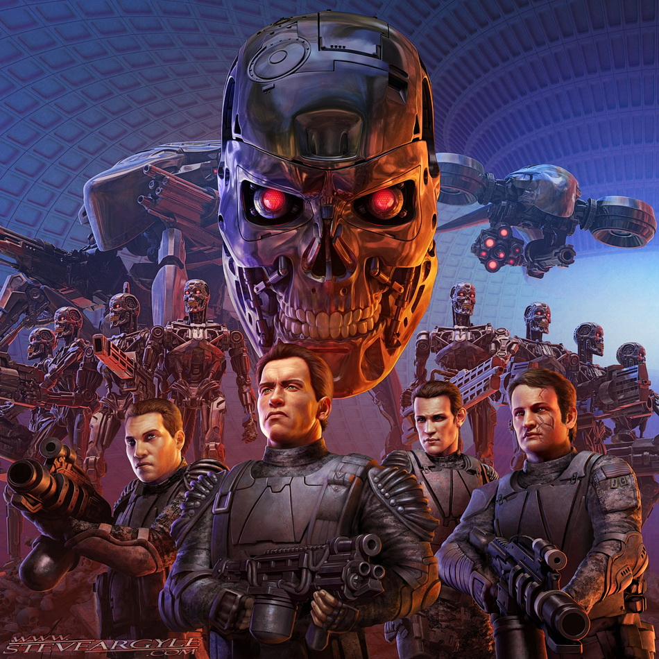 Terminator Genisys : Rise of the Resistance