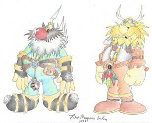 Dwarf 0002 by Lorian-Dragon