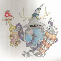 Wizard 0003 by Lorian-Dragon