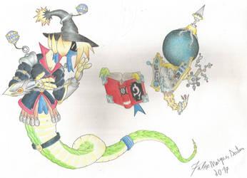 Wizard 0005 by Lorian-Dragon