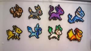Eevee evolutions magnets
