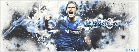 Frank Lampard by Power11SFA