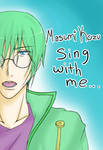 VG: Sing with me