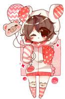 Little red by Chimiya