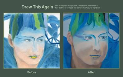 Draw this again - Dreams