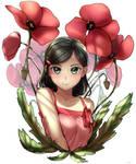 Poppy by Suzumoe