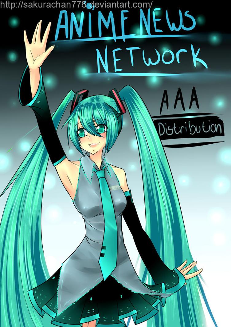 Anime News Network Miku By SakuraChan776