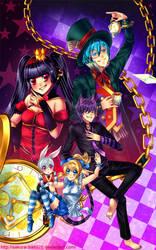 Alice In Wonderland by SakuraChan776