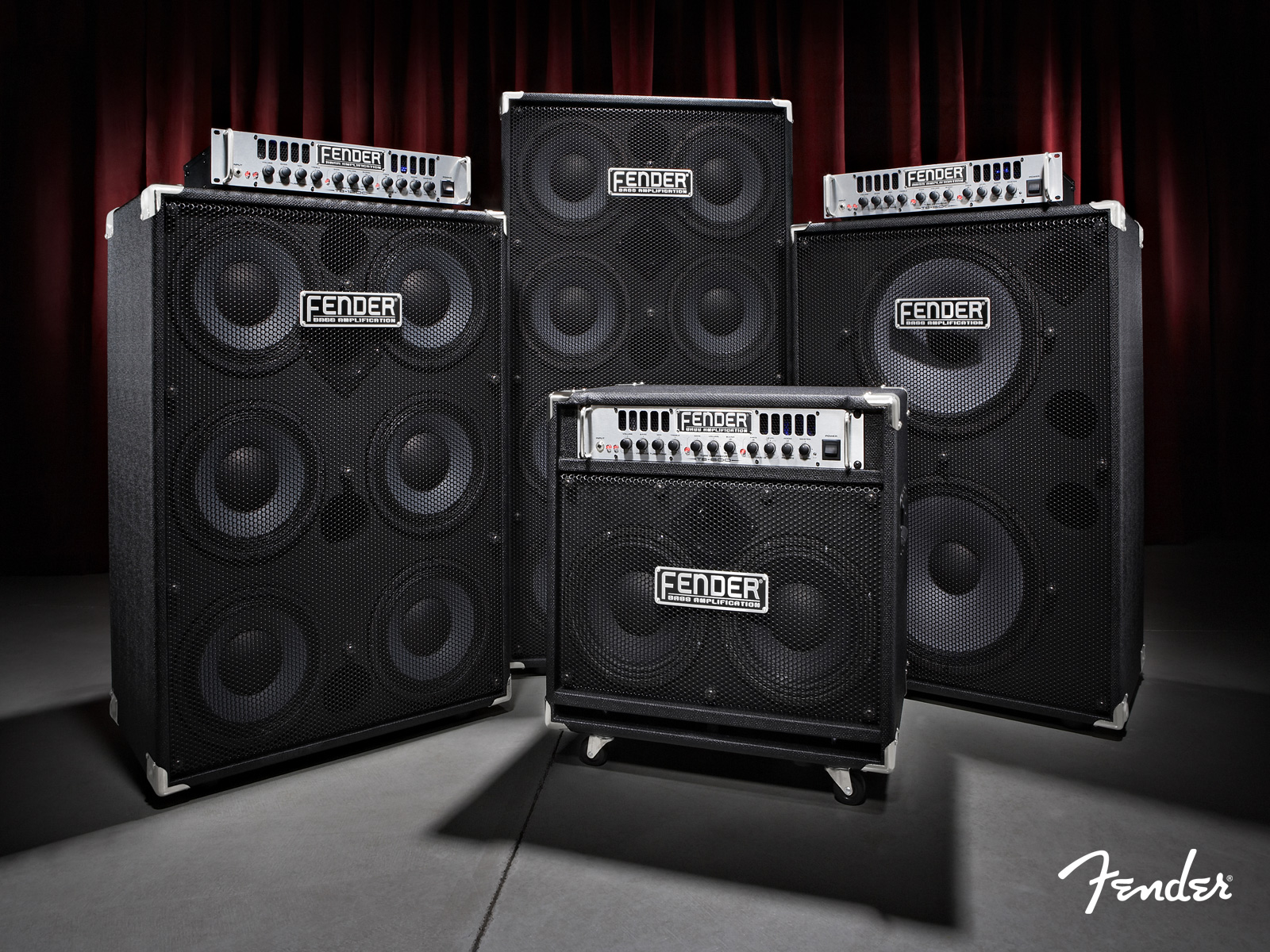 Fender Bass Amp Wallpaper By Cmdry72 On Deviantart