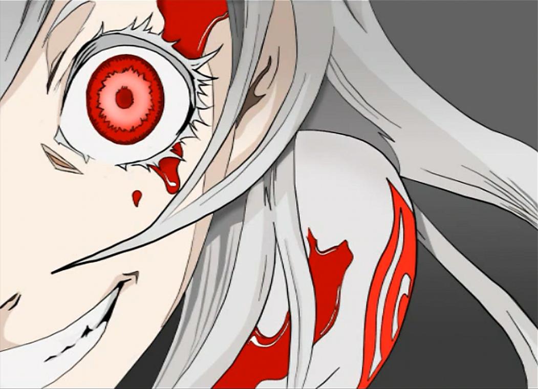 Shiro, Deadman Wonderland by mog90044