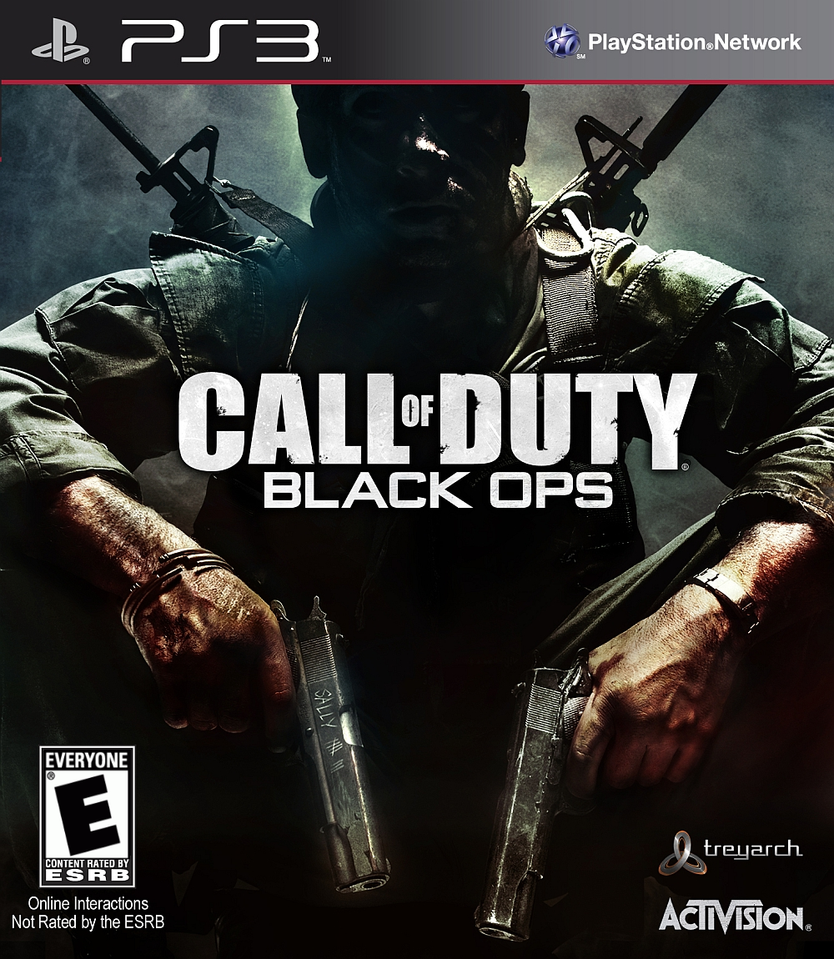 Call of Duty: Black Ops, Rated E by mog90044
