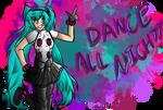 Persona 4 Dancing All Night!