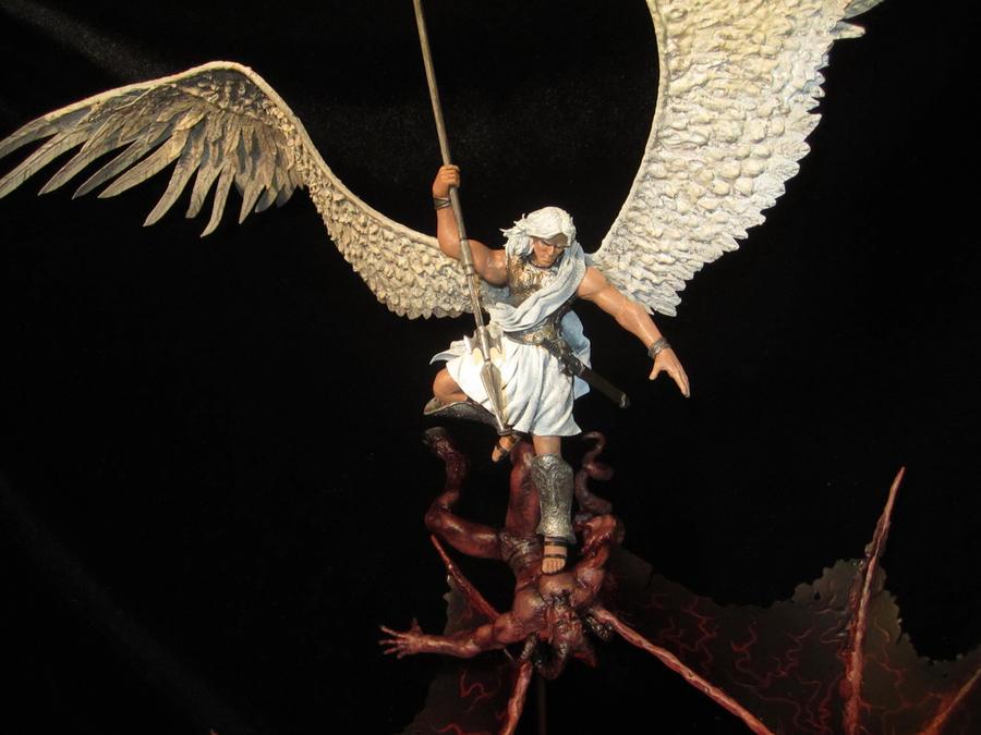 Saint Michael by madnormigan