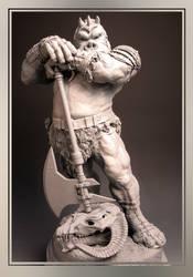 Gamorrean  Executioner by madnormigan