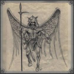 Raphael  by madnormigan