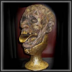 Skull Chalice by madnormigan