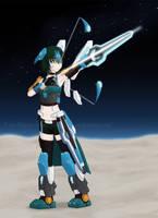 Nayuki EX by halcyonWW