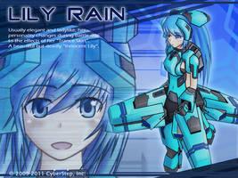 Innocent Lily by halcyonWW