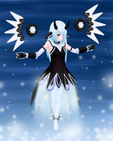 Xenosnake's Ion by halcyonWW