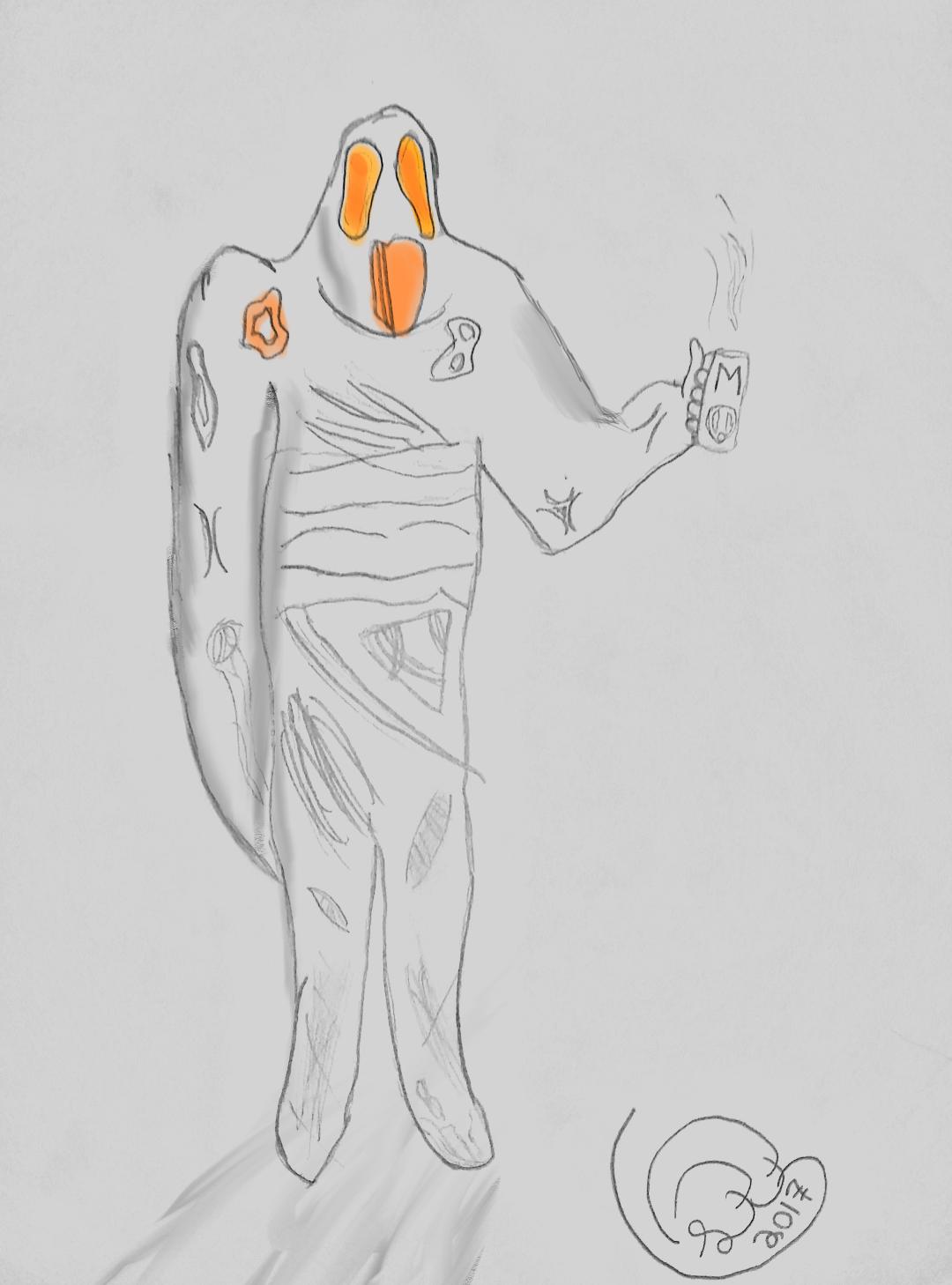 Monstrum-The Brute  by ThreeDeeDeemon
