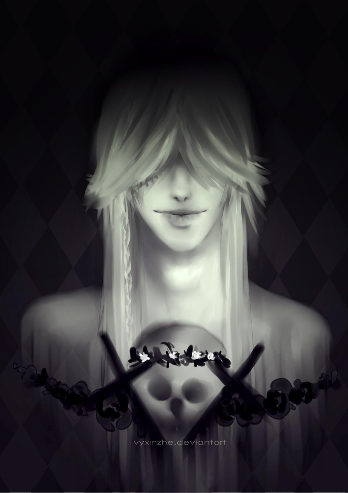 Undertaker by vyxinzhe