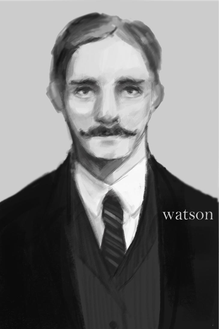 Watson by vyxinzhe