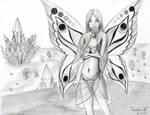 Fairy of the Crystal Desert