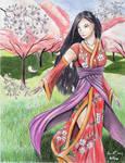 Blooming Sakura (XM-1)