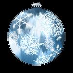 2014 Ornaments - Snowflakes