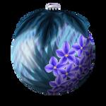 2014 Ornaments - Winter Flower
